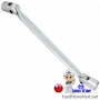 ประแจบ๊อก 10 x 12mm KINGTONY double end socket wrench 19101012
