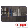 ไขควงชุด 31ตัว PBSWISS tools screwdriver set PB 9515.BLUE